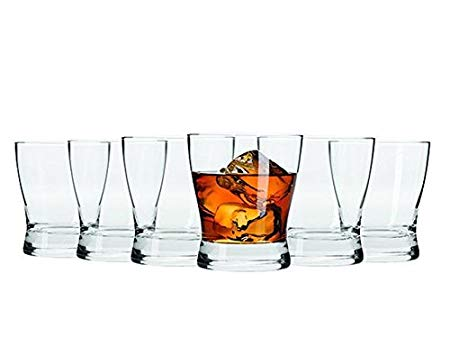 Vino Whisky Glass - 300ml - Set Of 6