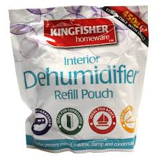 Large Interior Dehumidifier Refill Pouch, 450g