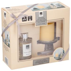 Arti Casa Aroma Gift Set - Fresh Linnen