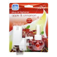 Pan Aroma Apple & Cinnamon Scented Plug in Air Freshener