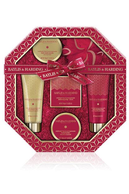Pomegranate Extract Hexagonal Gift Box