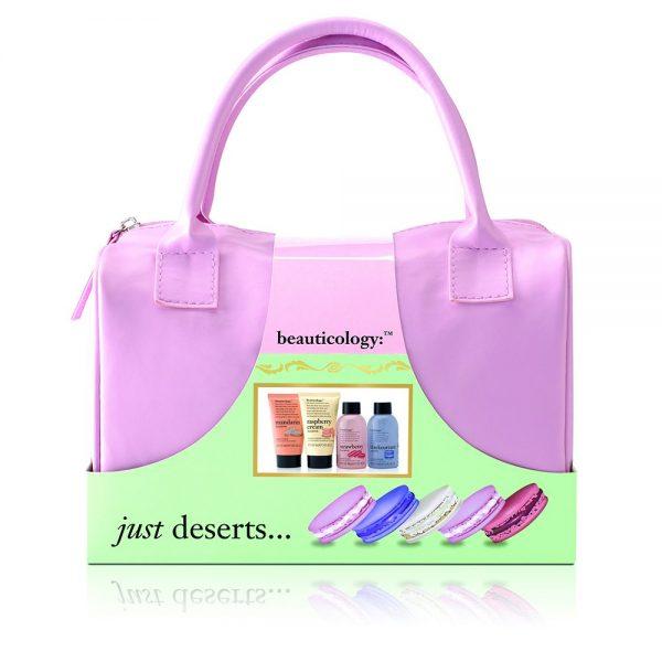 Beauticology Macaron Bag Gift Set