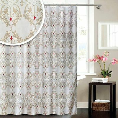 leez shower curtain