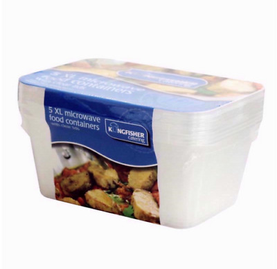 Microwave container
